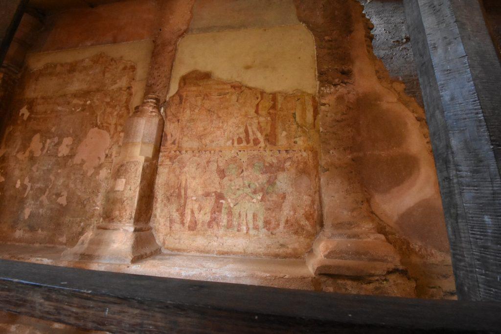 Reliefs im Tivanka Image House